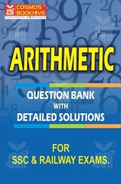 Arithmetic Questions Bank With Detailed Solution For SSC And Railway Exam