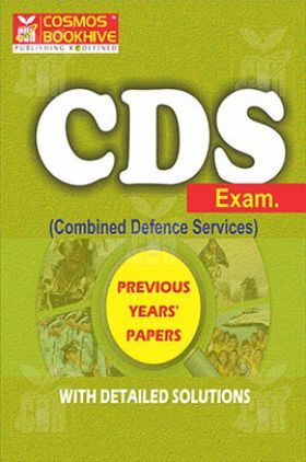 CDS Exam Previous Year Papers With Detailed Solution