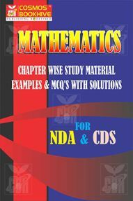 Mathematics For NDA And CDS