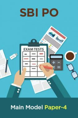 SBI PO Main Exam Model Paper-4
