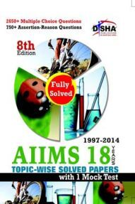 AIIMS 18 Years Topic-Wise Solved Papers