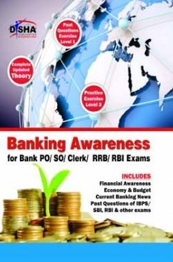 Banking Awareness by Disha Publication