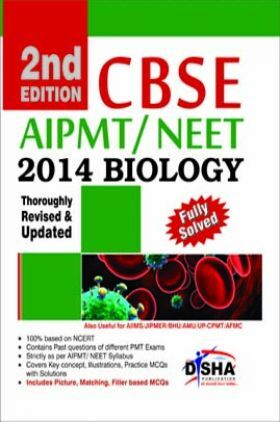 CBSE AIPMTNEET 2014 BIOLOGY