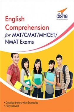 English Comprehension for MAT/ CMAT/ MHCET/ NMAT Exams