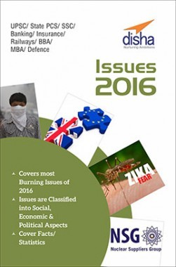 Top Issues 2016-General Awareness and Current Affairs Vol 2 for Competitive Exams