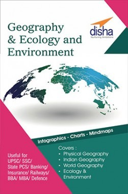 Geography And Ecology-General Knowledge Vol 3 For Competitive Exams
