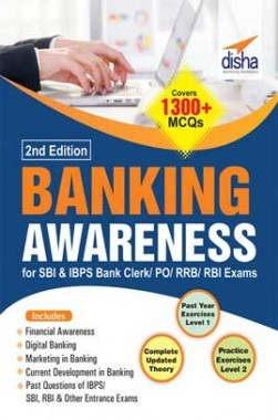 Banking Awareness For Bank PO/SO/CLERK/RRB/RBI Exams 2nd Edition