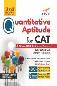 Quantitative Aptitude For CAT
