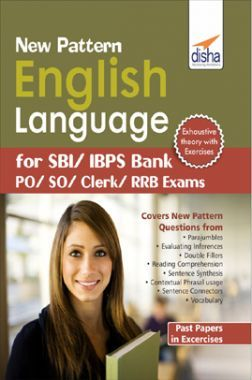 New Pattern English Language For SBI/ IBPS Bank PO/ SO/ Clerk/ RRB Exams