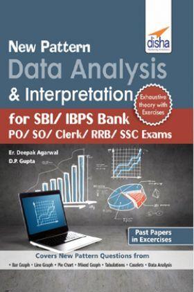 New Pattern Data Analysis & Interpretation For SBI/ IBPS Bank PO/ SO/ Clerk/ RRB/ SSC Exams