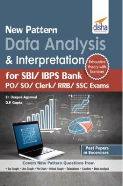 New Pattern Data Analysis & Interpretation For SBI/ IBPS Bank PO/ SO/ Clerk/ RRB/ SSC Exams