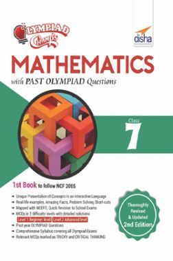 Download Olympiad Champs Mathematics Class 7 With Past Olympiad Questions  by Disha Publication PDF Online