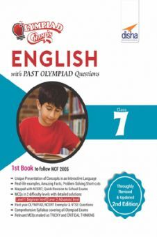 Olympiad Champs English Class 7 With Past Olympiad Questions