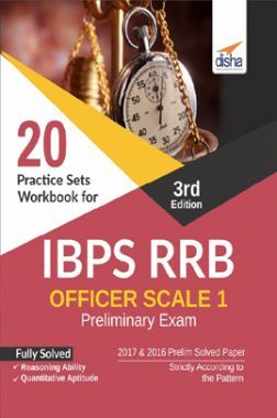 20 Practice Sets Workbook For IBPS RRB Officer Scale 1 Preliminary Exam