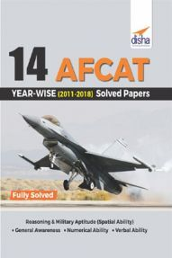 14 AFCAT Yearwise (2011-18) Solved Papers