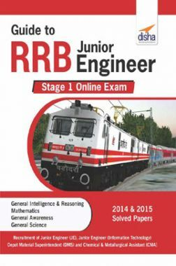Download Guide To RRB Junior Engineer Stage I Online Exam by Disha  Publication PDF Online