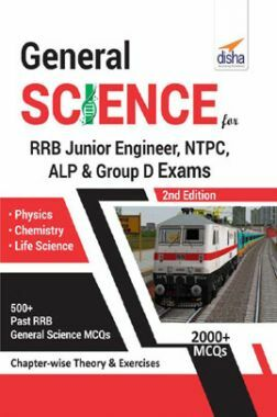 Download General Science For (RRB Junior Engineer, NTPC, ALP & Group D  Exam) by Disha Publication PDF Online