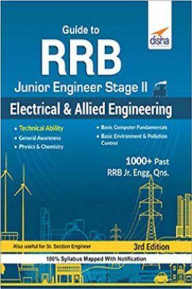 RRB Junior Engineer Electrical & Allied Engineering Stage II