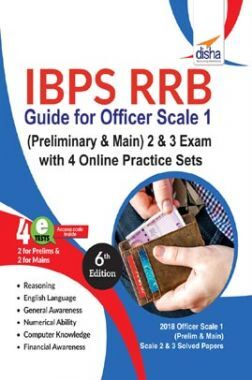 IBPS RRB Guide For Officer Scale 1 (Preliminary & Main) 2 & 3 Exam 6th Edition