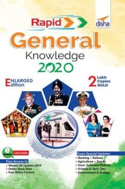 Download Rapid General Knowledge 2020 For Competitive Exams 2nd Edition by  Disha Experts PDF Online