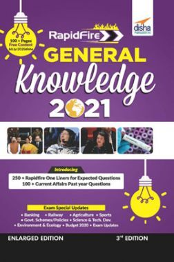 Rapid General Knowledge 2021 For Competitive Exams 3rd Edition