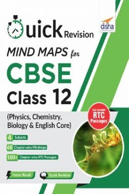 Quick Revision Mindmaps For CBSE Class 12 Physics, Chemistry, Biology & English Core