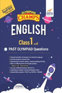 Olympiad Champs Class 1 English