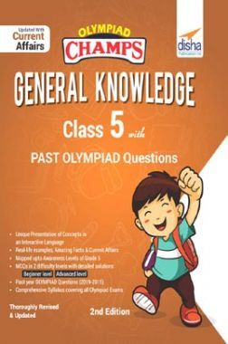 Olympiad Champs Class 5 General Knowledge