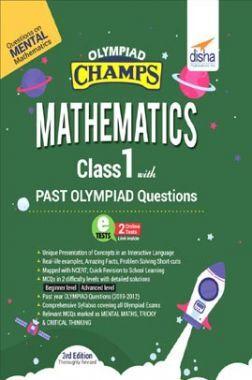 Olympiad Champs Class 1 Mathematics