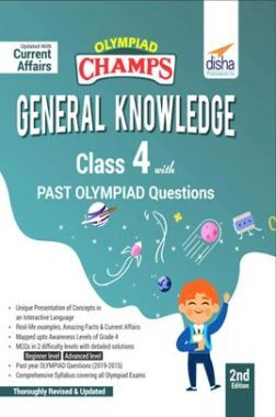 Olympiad Champs General Knowledge Class 4 With Past Olympiad Questions 2nd Edition