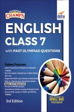 Olympiad Champs English Class 7 With Past Olympiad Questions 3rd Edition