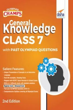 Olympiad Champs General Knowledge Class 7 With Past Olympiad Questions 2nd Edition