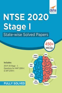 NTSE 2020 Stage I State-Wise Solved Papers