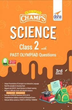 Olympiad Champs Science Class 2 With Past Olympiad Questions 3rd Edition