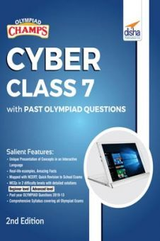 Olympiad Champs Cyber Class 7 With Past Olympiad Questions 2nd Edition