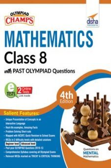 Olympiad Champs Mathematics Class 8 With Past Olympiad Questions 4th Edition