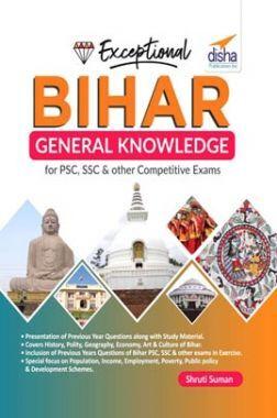 Exceptional Bihar General Knowledge