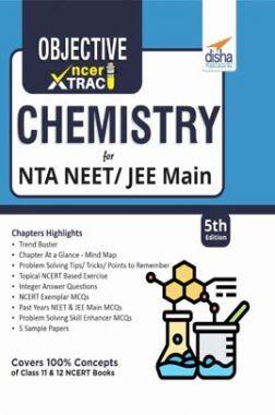 Objective NCERT Xtract Chemistry for NTA NEET/ JEE Main
