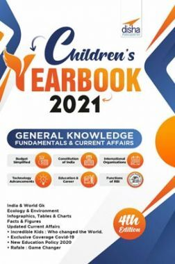 Children's Yearbook 2021 - 4th Edition