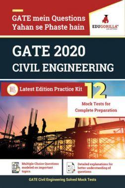 EduGorilla GATE 2020: Civil Engineering