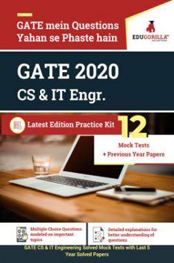 EduGorilla GATE - 2020 Computer Scicence & IT Engineering