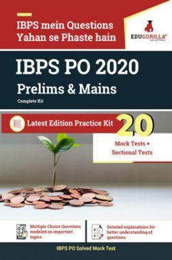 EduGorilla IBPS PO Prelims & Mains 2020