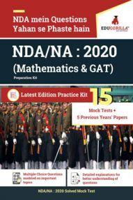 EduGorilla NDA/NA Mathematics & GAT 2020