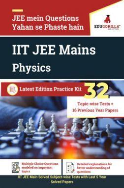 EduGorilla IIT JEE Mains Physics (Practice Kit)
