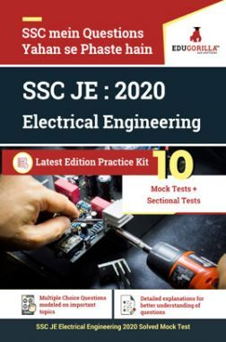 EduGorilla SSC JE : 2020 (Electrical Engineering)