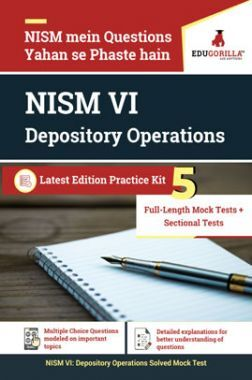 EduGorilla NISM VI Depository Operations