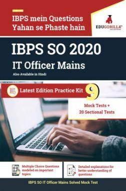 EduGorilla IBPS SO 2020 IT Officer Mains