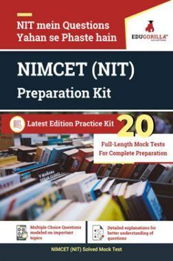 EduGorilla NIMCET (NIT) Preparation Kit