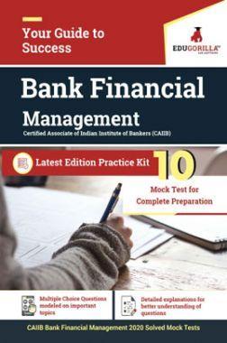 EduGorilla Bank Financial Management Latest Edition Practice Kit