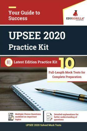 EduGorilla UPSEE 2020 Practice Kit Latest Edition Practice kit